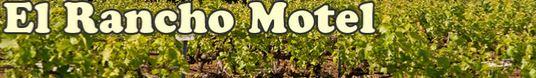 el rancho motel lodi CA logo